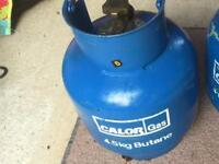 Calor 4-5kg Empty Gas Bottle save on heavy calor surcharge