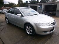 ** NEWTON CARS ** 03 53 MAZDA 6 2.0 TS DIESEL, 5 DOOR, 85,000 MILES, PART S/H, FULL MOT SUPPLIED