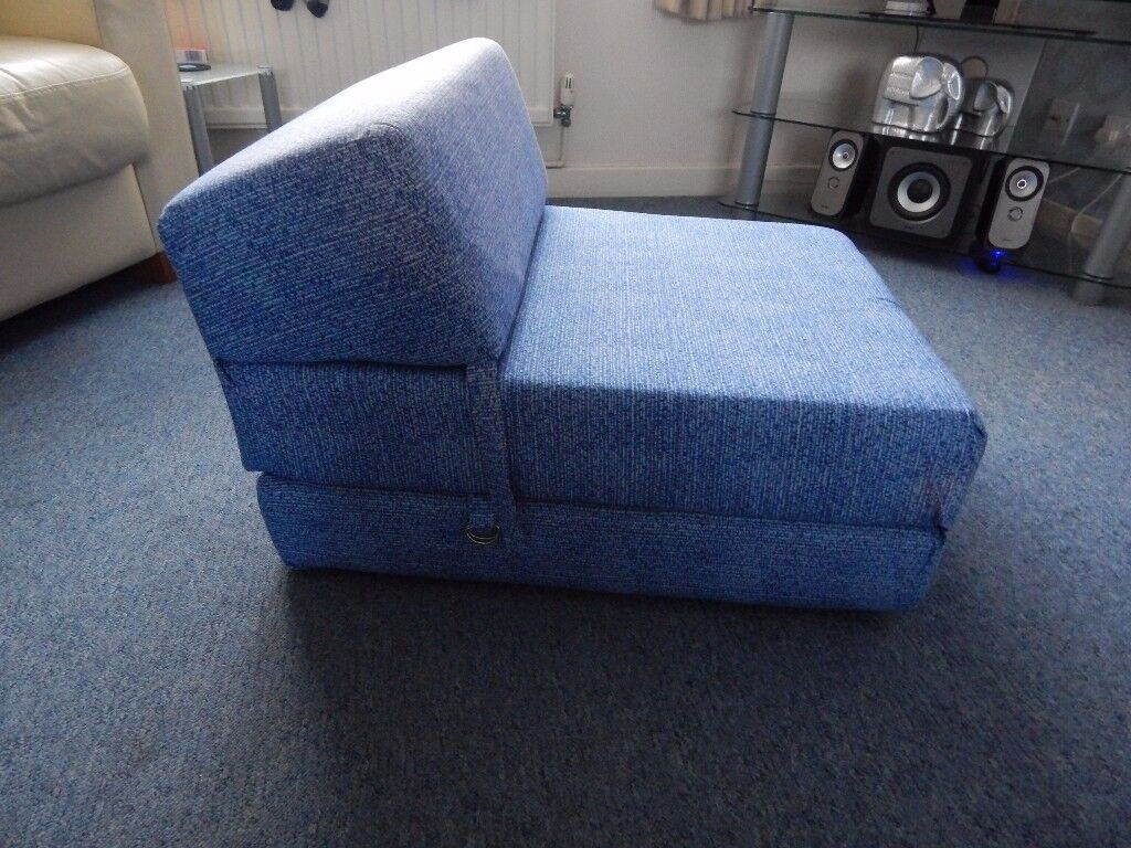 chair bed single, great condition - only used once