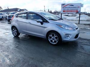 2011 Ford Fiesta SES! AUTO! CERTIFIED!