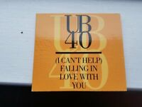 CDs (UB40 / Eurythmics)