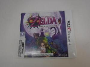 Nintendo 3DS The Legend of Zelda Majora's Mask - We Buy and Sell Video Games and Game Consoles - 43933 - DR123408