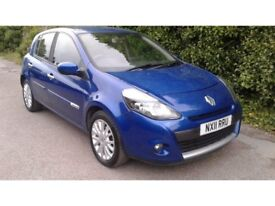 RENAULT CLIO 1.2 16V DYNAMIQUE 5DR TOM TOM WARRANTY CHEAP USED CARS