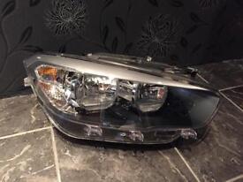 BMW 1 Series F20 headlight