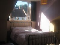 Large double room with loads of light and all bills included