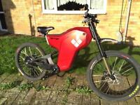 electric bike Greyp g12 12kW