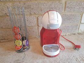 Nescafe Dolce Gusto Mini Me Coffee Capsule Machine