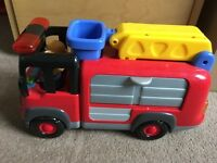 Early Learning Centre Lights & Sounds Fire Engine