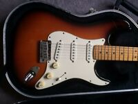 Fender Standard Stratocaster USA 1997 WOHSC (swap part ex etc)