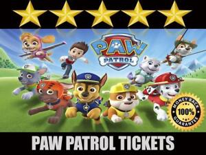 Discounted Paw Patrol Tickets | Last Minute Delivery Guaranteed!