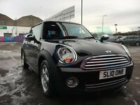Mini HATCHBACK 1.6 cc 100HP Automatic warranty 1 year