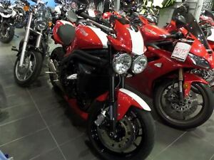 2011 Triumph Speed Triple Special Edition -