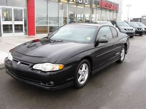 2004 Chevrolet Monte Carlo Supercharged SS/One owner/Very clean