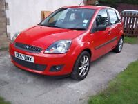 FORD FIESTA STYLE 1.25 CLIMATE 2007