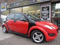 SMART FORFOUR 1.1 Passion 5dr (black) 2005