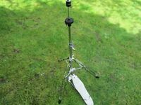 Drums - CB Hi Hat stand - Excellent - AS NEW