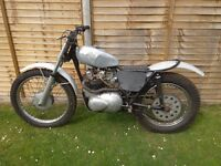 Triumph 350 Twin Trials