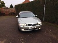 """(V0LVO S80)""""S80 PDC"""" PRIVATE NUMBER PLATE (VOLVO S80)"""