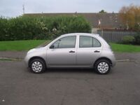 2005 05 bubble newer shape nissan micra 1.0 s selling spares or repairs still starts a& drives