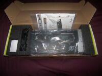 Fender Mustang Floor Guitar Multi Effects Processor. / Boxed !