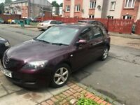 Mazda 3 1.4 petrol veri goot car start and draiv 2007 model