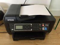 Epson WorkForce WF-2650WF + INKS (Like New)