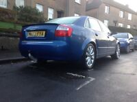 Audi A4 TDI, High spec