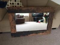 Bespoke Handmade sleeper designed Mirror