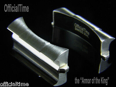 """OT top quality """"Armor of the King"""" AK End Link for Rolex Submariner #16610"""