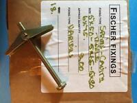 Fischer spring toggles