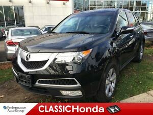 2012 Acura MDX CLEAN CARPROOF | LEATHER | REAR CAM | SUNROOF