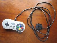 Super Nintendo compatible Gamester control pad (not official Nintendo)