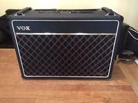 1981 VOX V15 Valve Guitar Amplifier (Made in England)