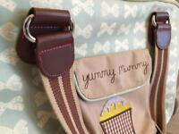 **NEW Accessories** Pink Lining YUMMY MUMMY Baby Changing Nappy Bag - RRP £79.99