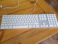 apple keyboard-french