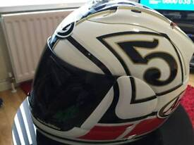 ARAI EDWARDS REP RX7 HELMET
