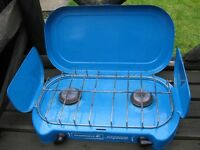 CAMPINGAZ CAMPING, GAS COOKER/STOVE, It is in good condition it is in good working order.