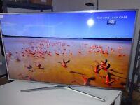 Samsung UE55JU6800 55 inch Smart UHD Ultra 4K HD LED TV Built in Freeview HD