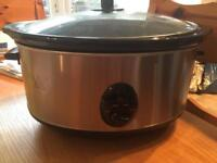 16L Slow Cooker -Used Once