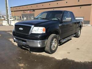2006 FORD F-150 XLT SUPERCAB 5.5-FT