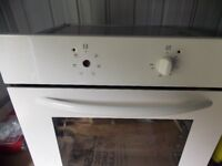 Single Built in Electric Oven ( Spares or Repair Switch Missing )