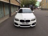 BMW 1 Series 1.5 118i M Sport Sports Hatch 5dr (start/stop), MANUAL, Cat D, 18k, CHEAP