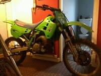 Kx 250 1991 competition edition