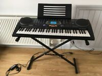 Casio CTK-541 Keyboard & Stand - Touch sensitive