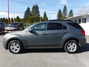 2013 Chevrolet Equinox LT, Leather Prince George British Columbia image 9