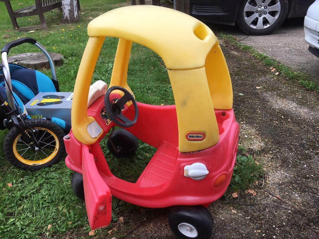 Liyle cozy coupe