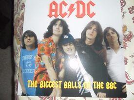 Ac Dc The biggest balls on the bbc ltd edition