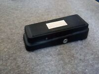 Dunlop Cry Baby Wah-wah Pedal