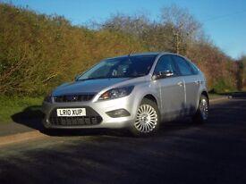 2010 Ford Focus Titanium 1.6 TDCI TOP Spec!
