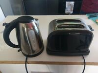 Free, working Toaster and Kettle